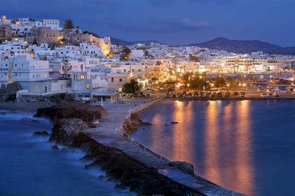 Naxos Islas Griegas