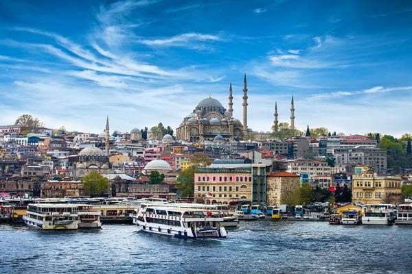 Vistas Estambul, Turquía