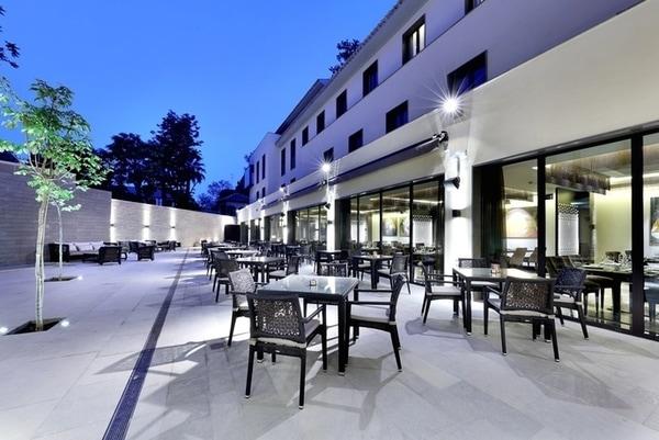 Hotel Eurostars Washington Granada