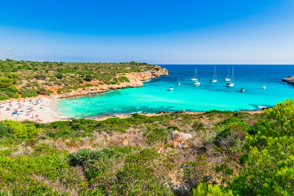 Cala Varqués, Mallorca