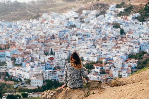 Miradores Chaouen Marruecos