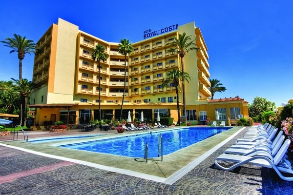 Hotel Royal Costa, Torremolinos