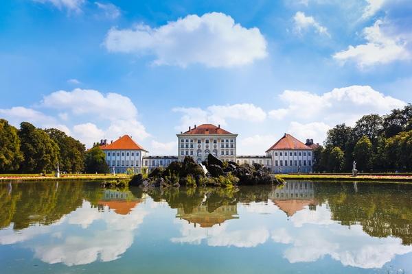 Palacio de Nymphenburg Munich