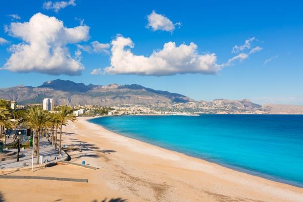 Playa del Albir, Alicante