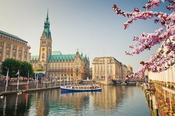 Ayuntamiento Hamburgo