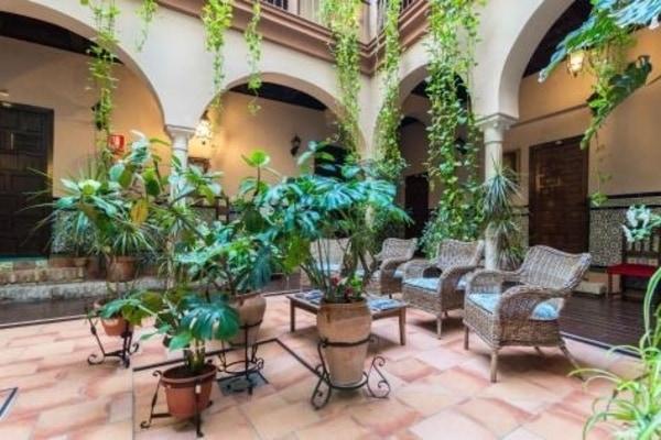 Hotel Patio de las Cruces, Sevilla