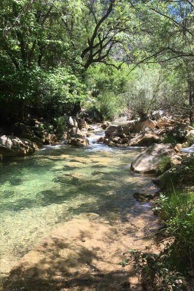 Río Borosa Cazorla