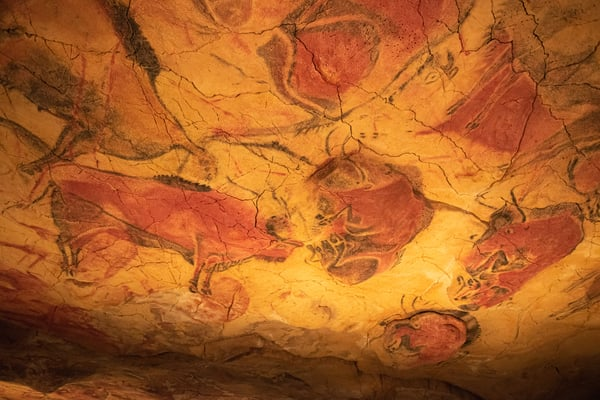 Qué ver en Santillana del Mar- Cuevas de Altamira