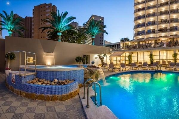 RH Princesa- Hoteles con toboganes en Benidorm