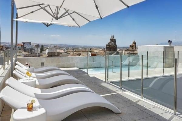 Los mejores hoteles en Granada: Granada Five Senses Room and Suites