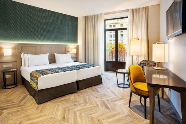 Los mejores hoteles en Granada: Eurostars Puerta Real