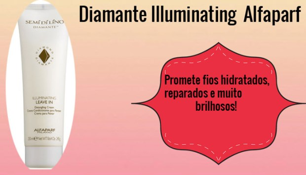 Alfaparf Semi Di Lino Diamante Illuminating Leave-in 250ml