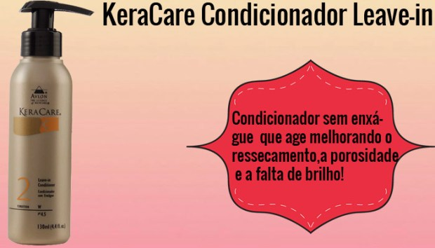 Avlon KeraCare Condicionador Leave-in 130ml
