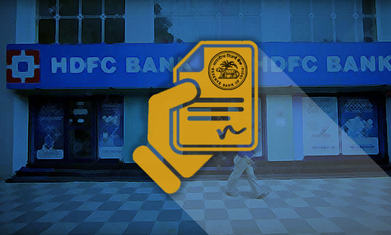 RBI Punishes HDFC Bank for 1 Crore Over KYC Norms Violation