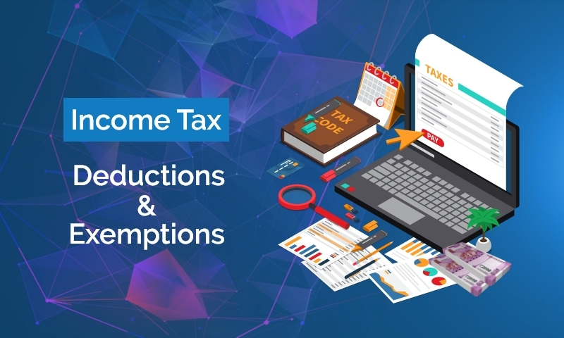 Income Tax Deductions and Exemptions
