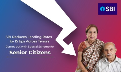 SBI Reduces Lending Rates by 15 bps…