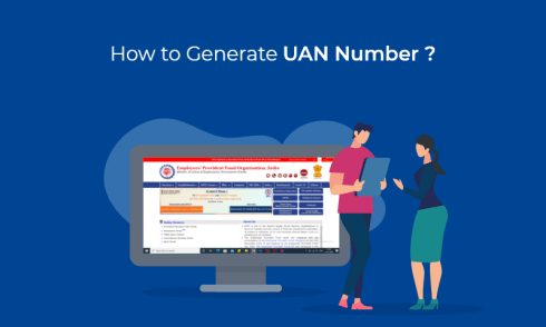 How to Generate UAN Number?