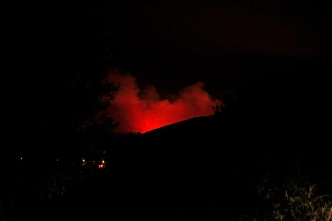 De brand in de nacht van 6 naar 7 augustus 2018