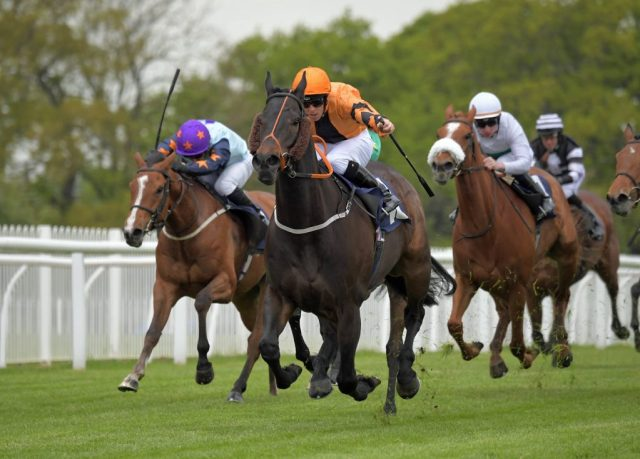 ZODIAKOS with B Curtis wins Handicap Stakes at Wetherby 7-5-19