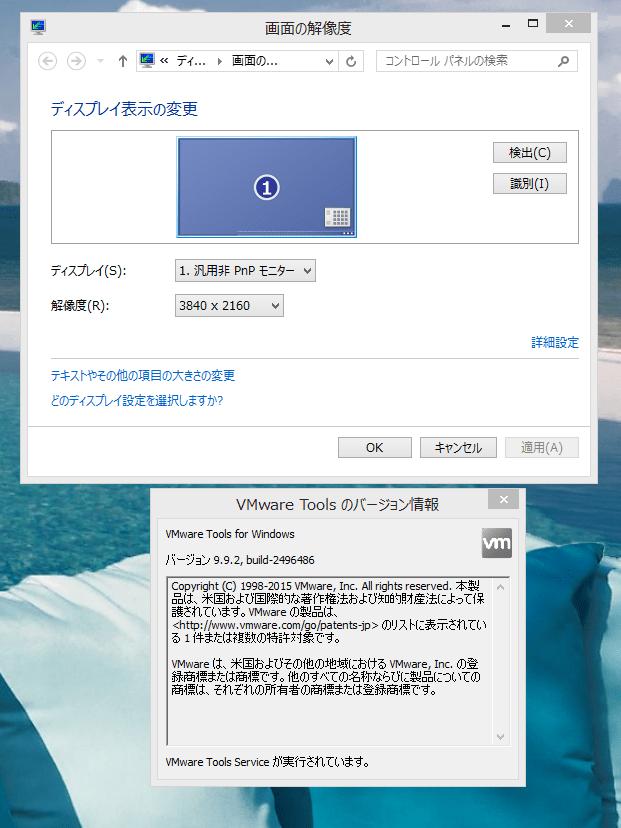 VMware Fusion 4K