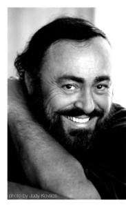 Lucciano Pavarotti