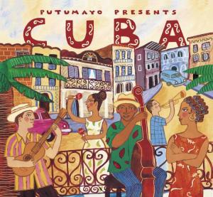 CD Putumayo presents CUBA (1999)