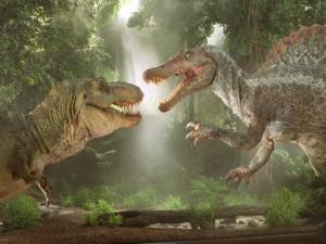 Spinosaurus-vs.-T-Rex