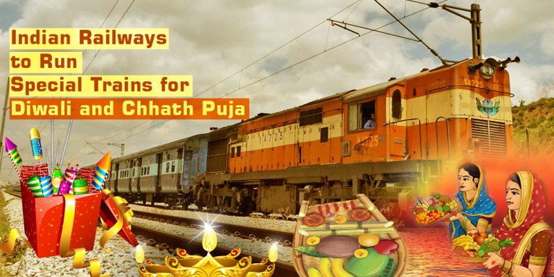 IR to run Special Festive Trains