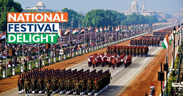 National Festival Parade on Republic Day