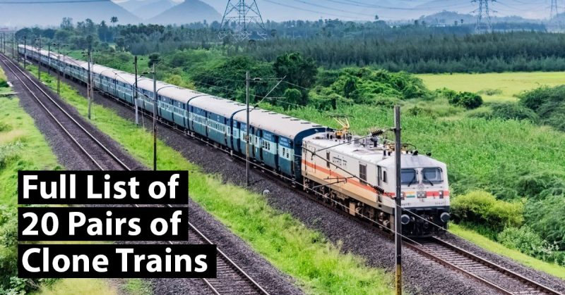 Latest Telugu Business News - New 40 Clone Trains By Indian Railways