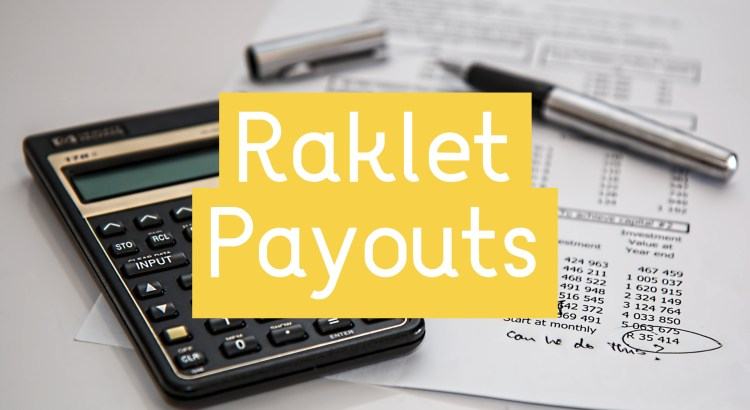 raklet payouts