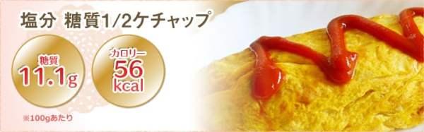 低糖質ケチャップ
