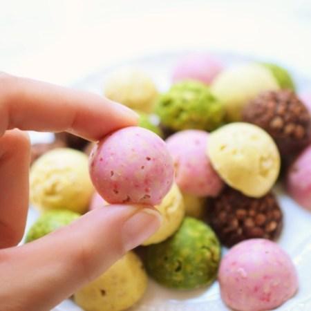 クランチチョコ 糖質制限
