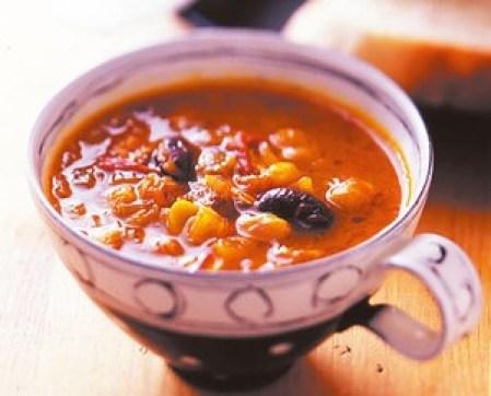 低糖質カレースープ