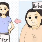 太る原因は炭水化物?太っている人の好物を見て思ったこと