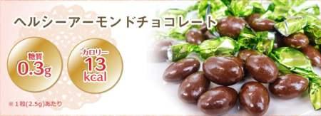 アーモンドチョコ 糖質制限