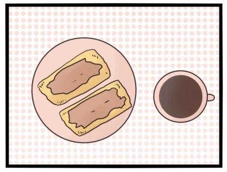 朝食 朝ごはん 糖質制限 メニュー