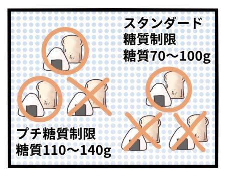 糖質制限 種類
