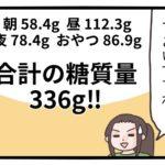 普通の食事の1日&1食の糖質量はどれくらい?一般的な食事の糖質量を計算してみた