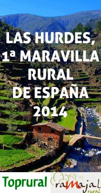 Las Hurdes Maravilla Rural 2014-2015