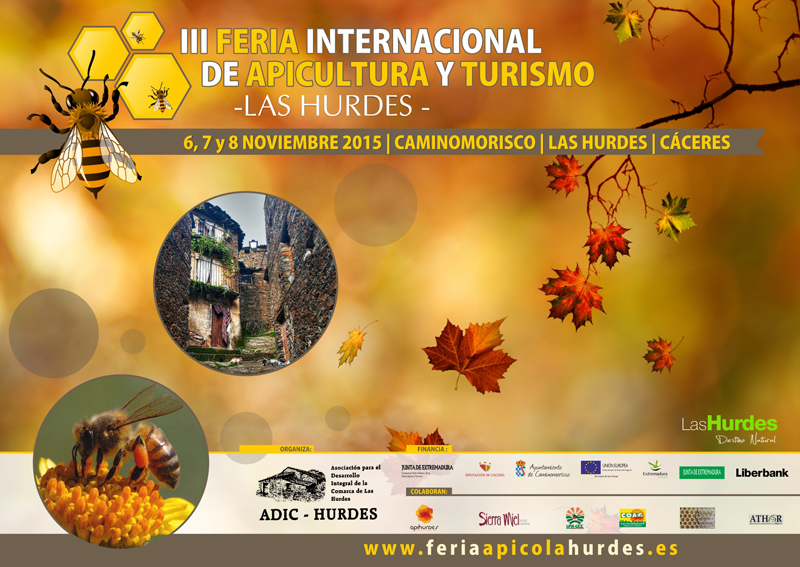 III feria de apicultura y turismo
