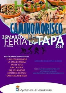 5ª edición de la Feria de la tapa