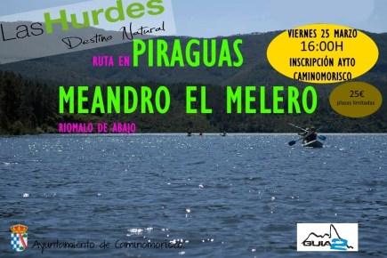 Navega el Meandro Melero