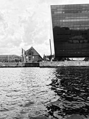 Tøjhusmuseet - Könglich Dänische Zeughaus,  Det Kongelige Bibliotek - Königliche Bibliothek