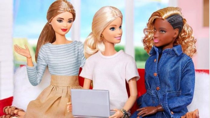 Critics call out Barbie with cornrows and 'ratchet blonde weave'