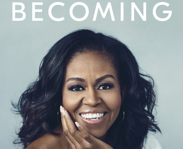 WITH 'BECOMING,' MICHELLE OBAMA MARKS A NEW BEGINNING