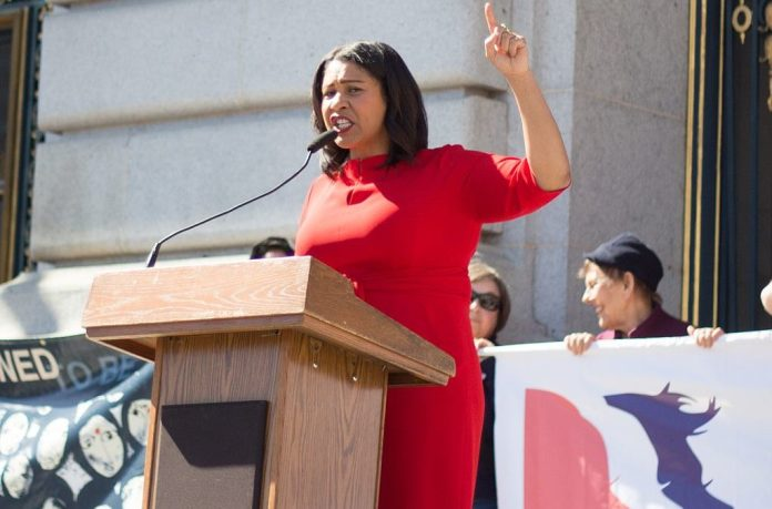 SAN FRANCISCO NOW HAS ITS FIRST BLACK WOMAN MAYOR