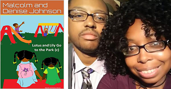 New Children's Book Series Features a Strong Black Family With Happy Faces… and a Committed Father!