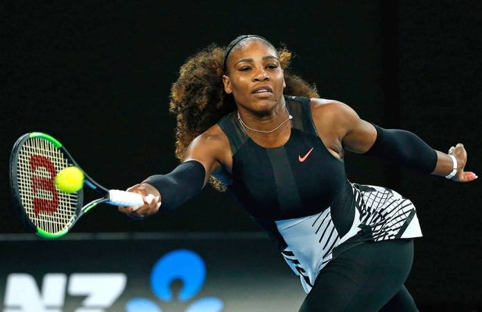Serena Williams Tops 'Forbes' List as Highest-Earning Woman Athlete