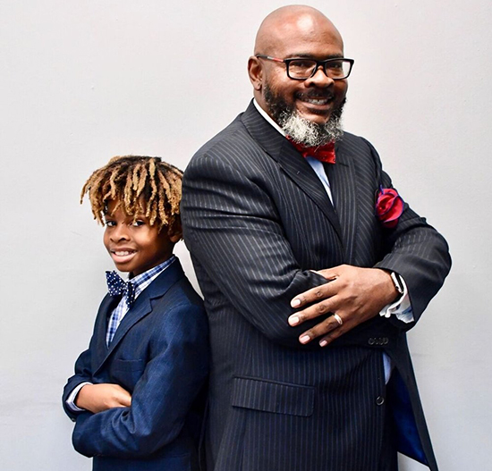 Entrepreneur and His Son Launch Black WallStreeter Consultation Services to Help Others Increase Wealth